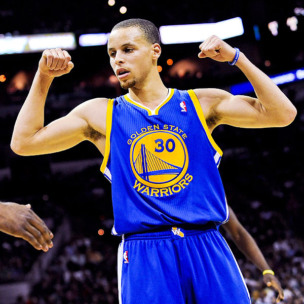 NBA Players Stephen Curry
