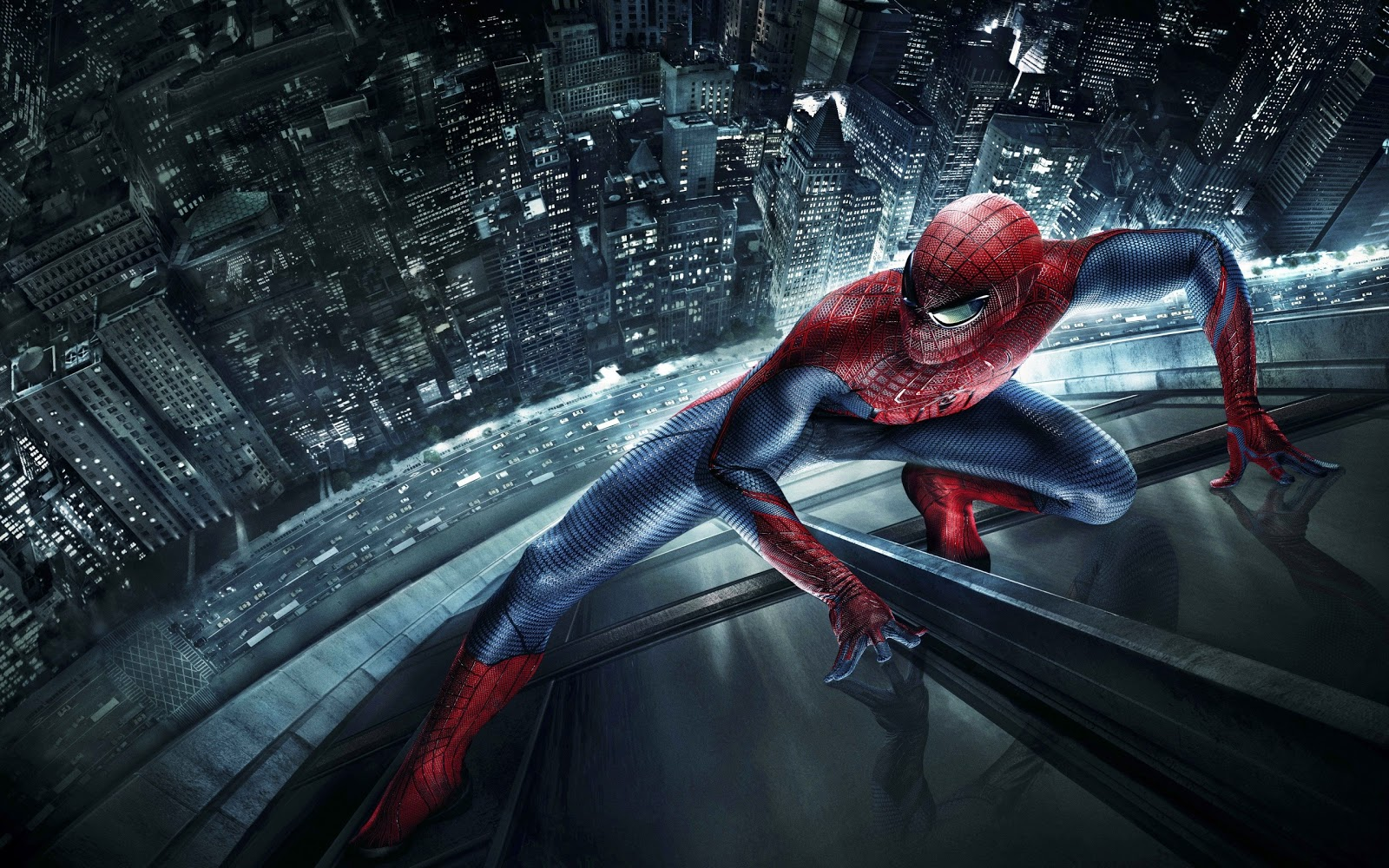Spider Man Movie Wallpaper HD 417.21 Kb