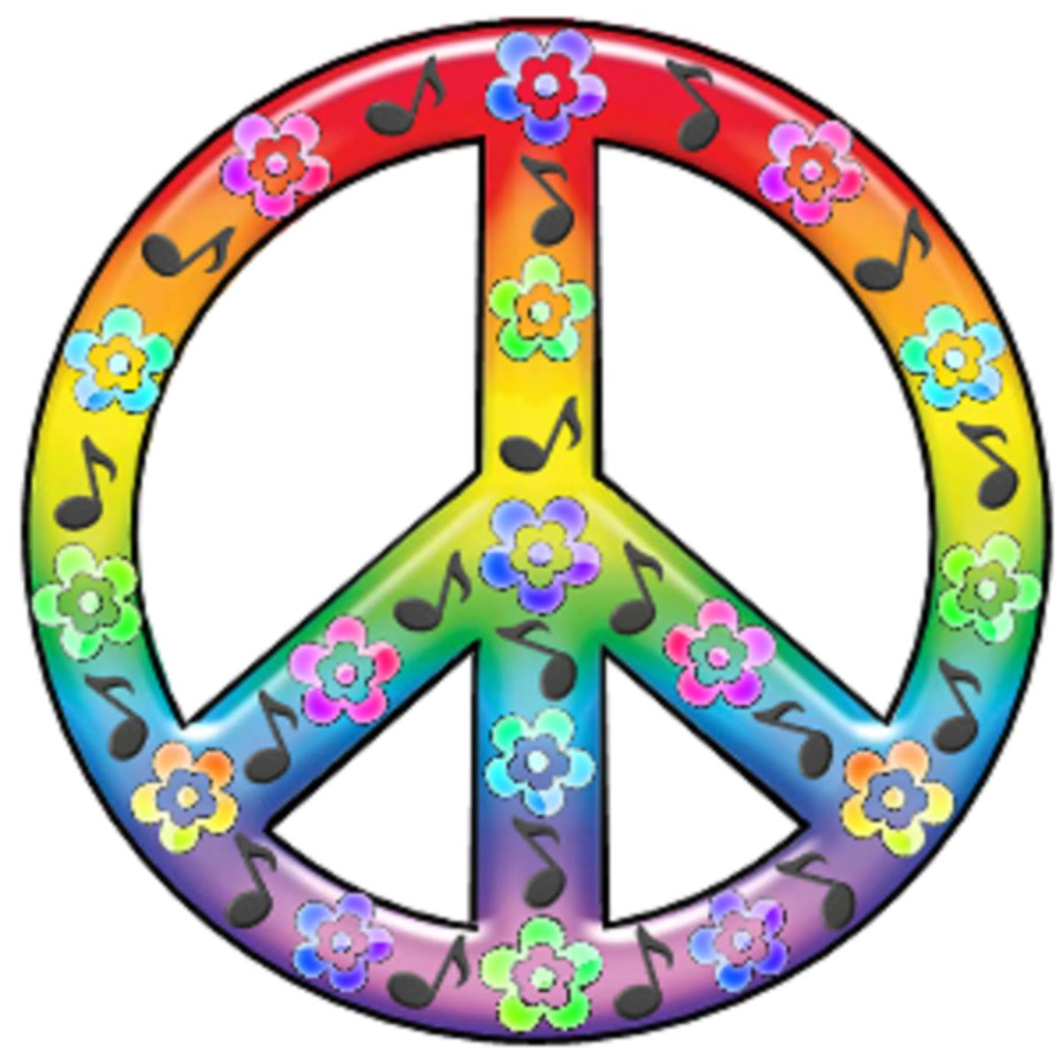 Internationally Recognized Symbol for Peace