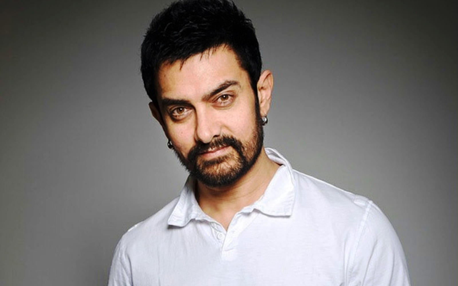 Aamir Khan with a Beard