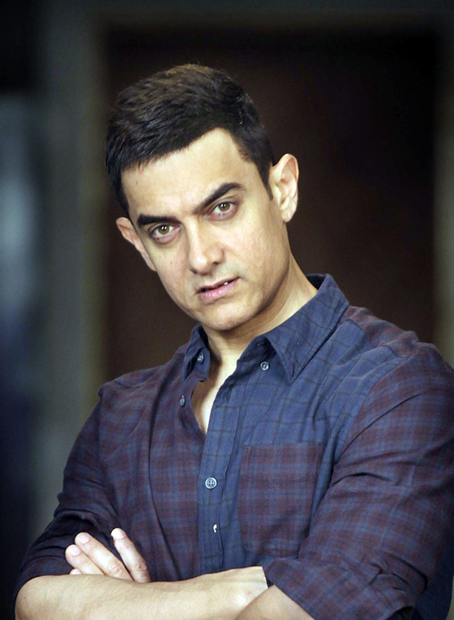 Aamir Khan in Hindi Films