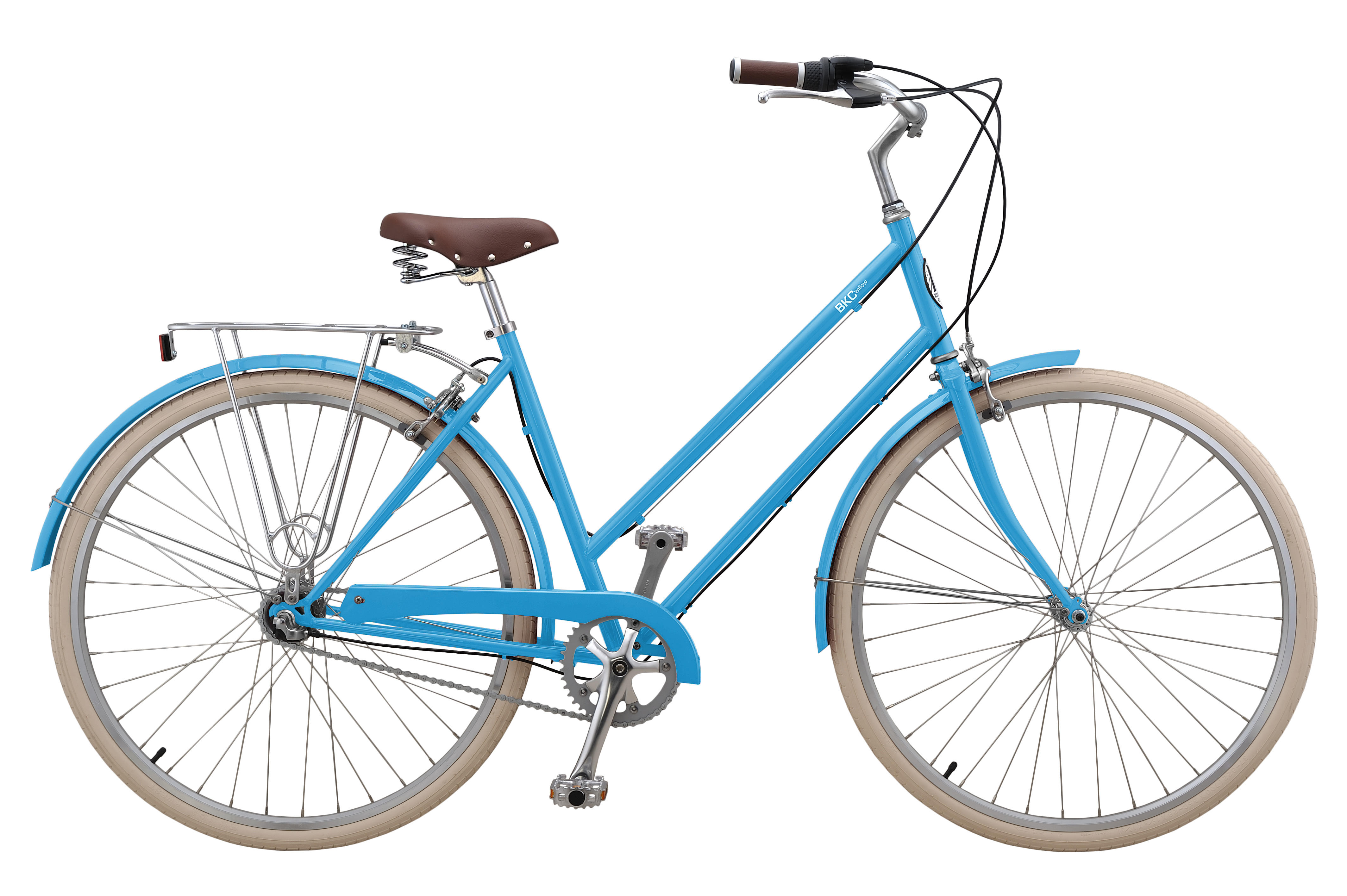 Blue Tour Bicycle