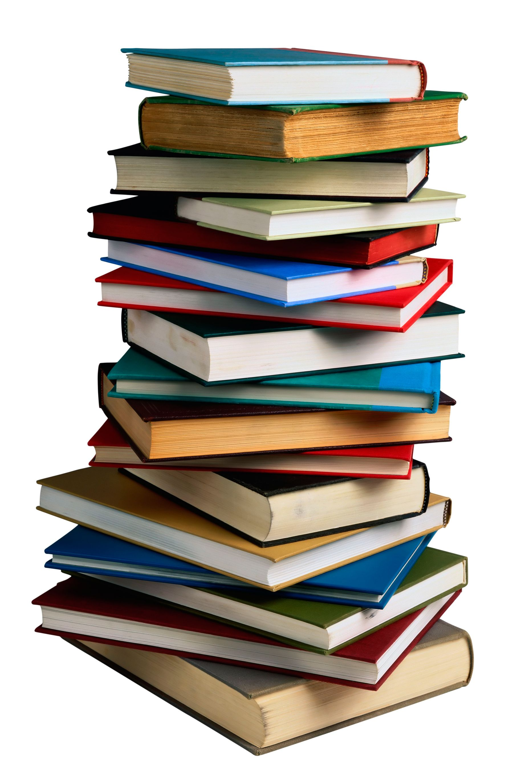 Book Stack for Studies 685.68 Kb