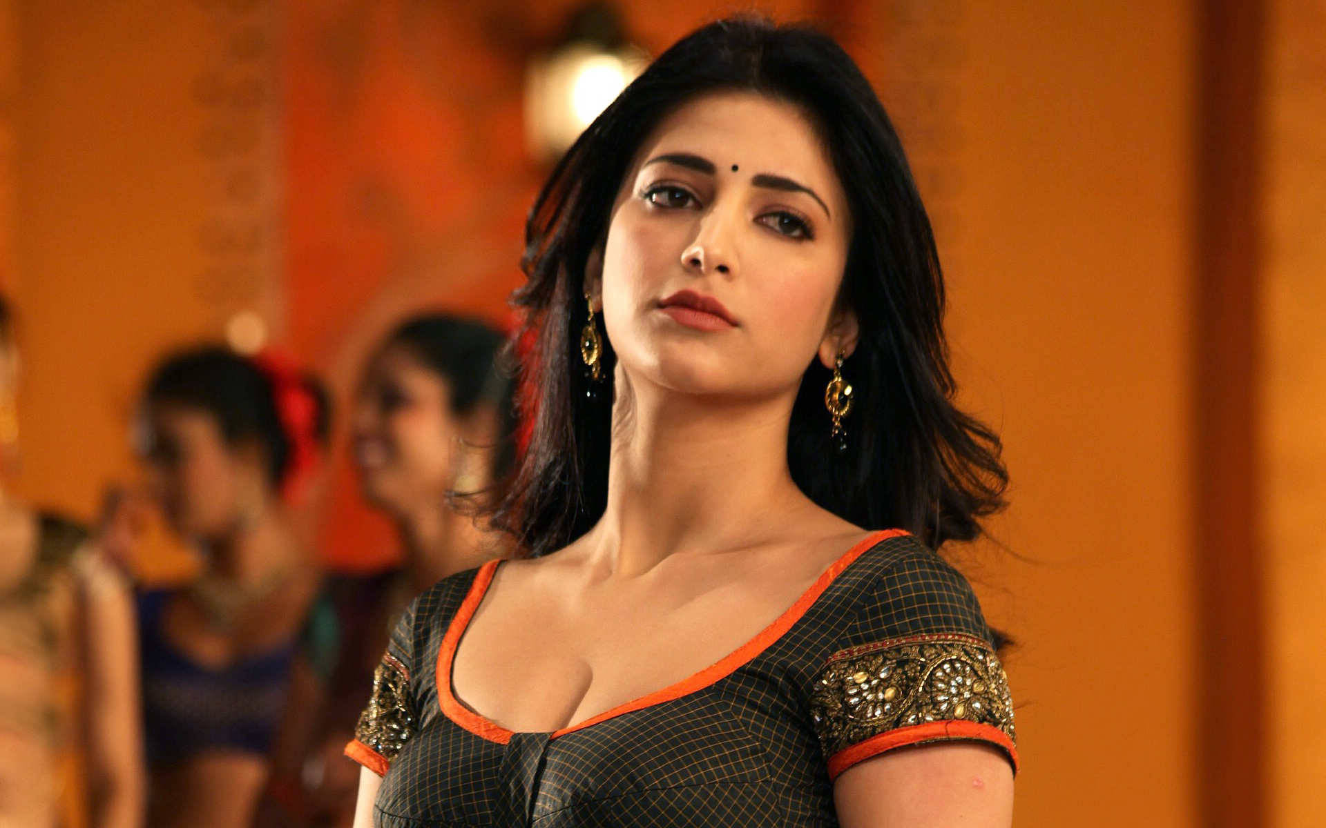 Shruti Haasan Movie Shoot