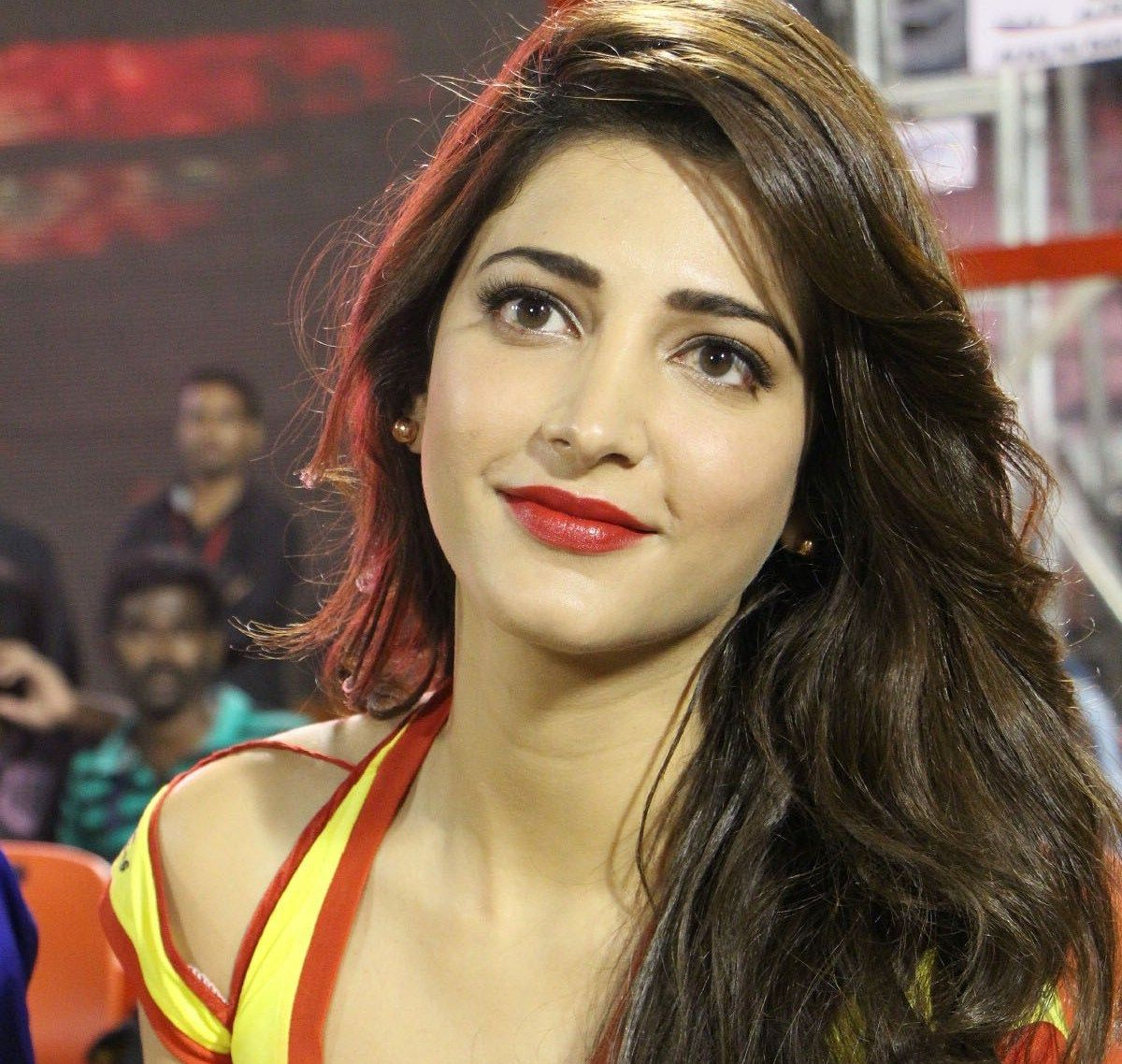 Shruti Haasan at Interview