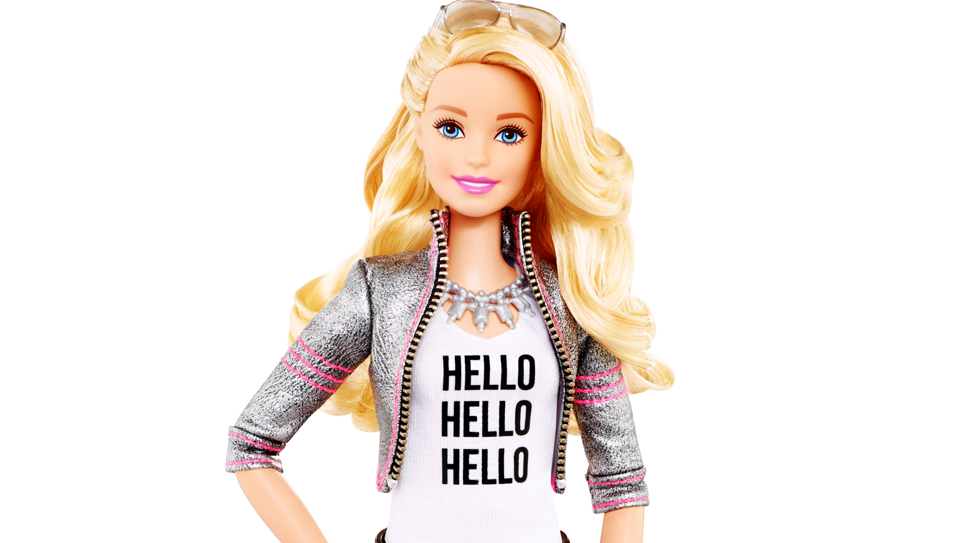 Blonde Barbie Doll 451.5 Kb