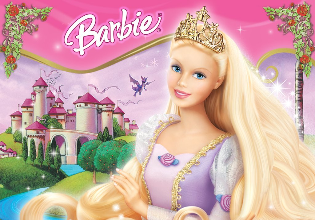Barbie Dream Castle 451.5 Kb