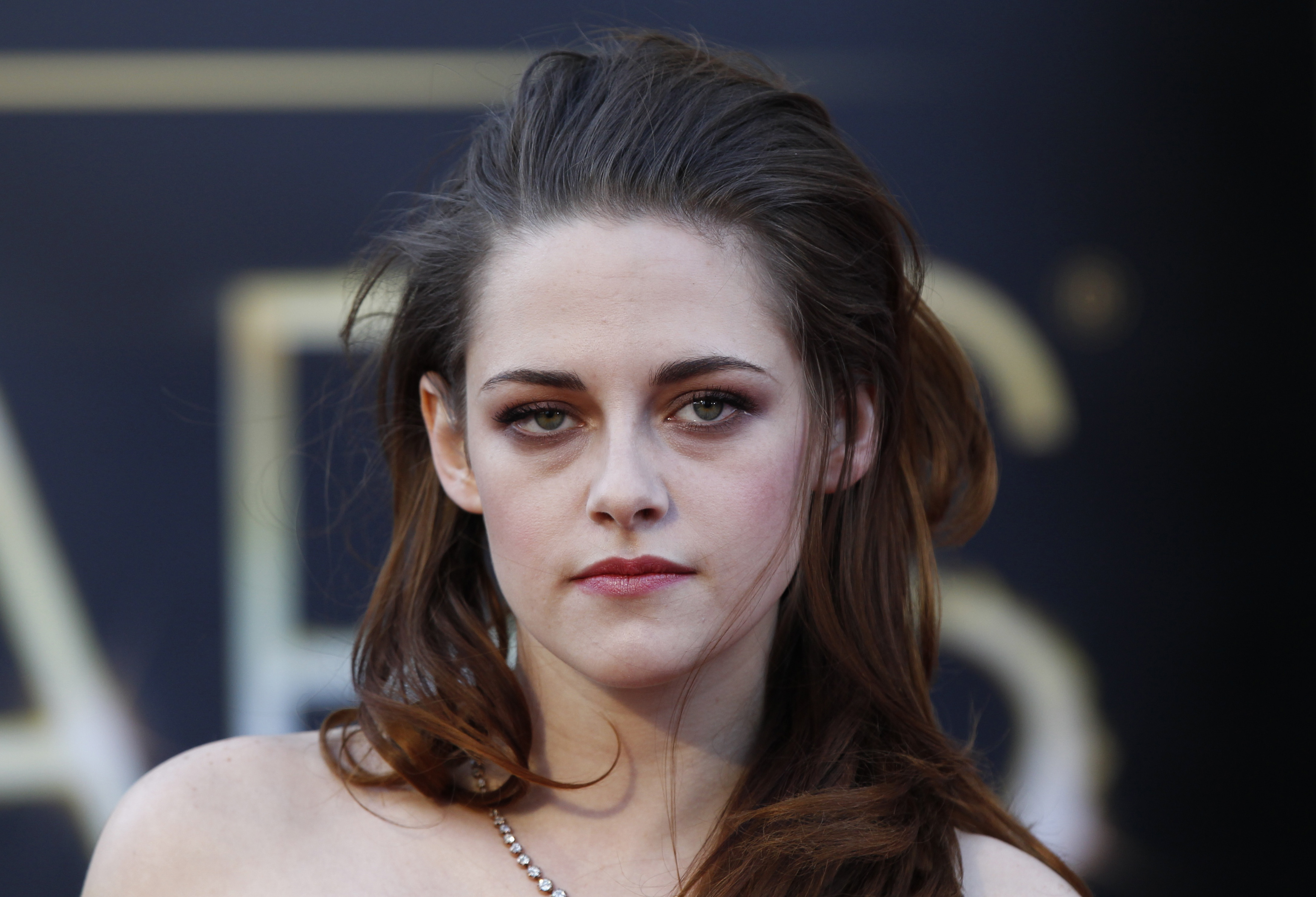Kristen Stewart Tired Look