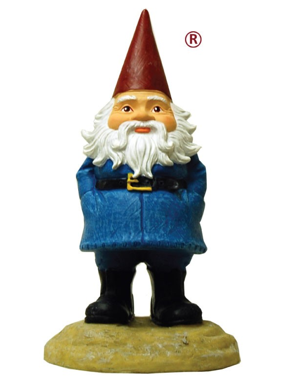 Gnome Statue Toy 851.06 Kb
